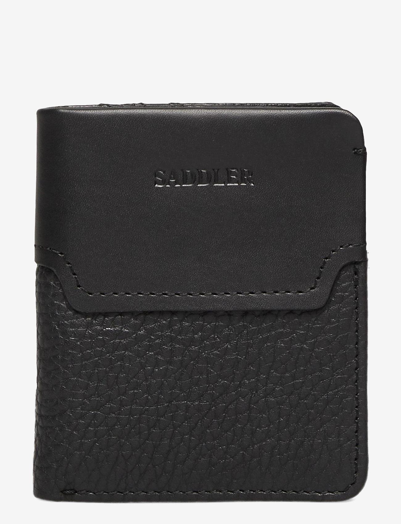 Saddler - Jason - wallets - black - 0