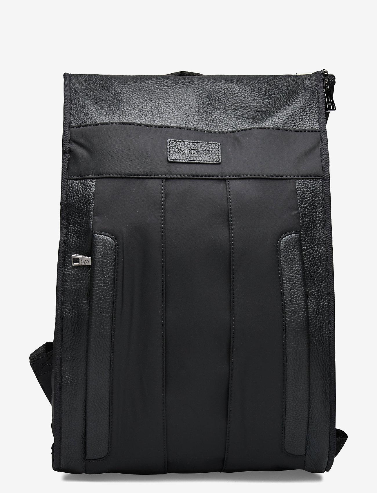 Saddler - Tokyo - backpacks - black/black - 0