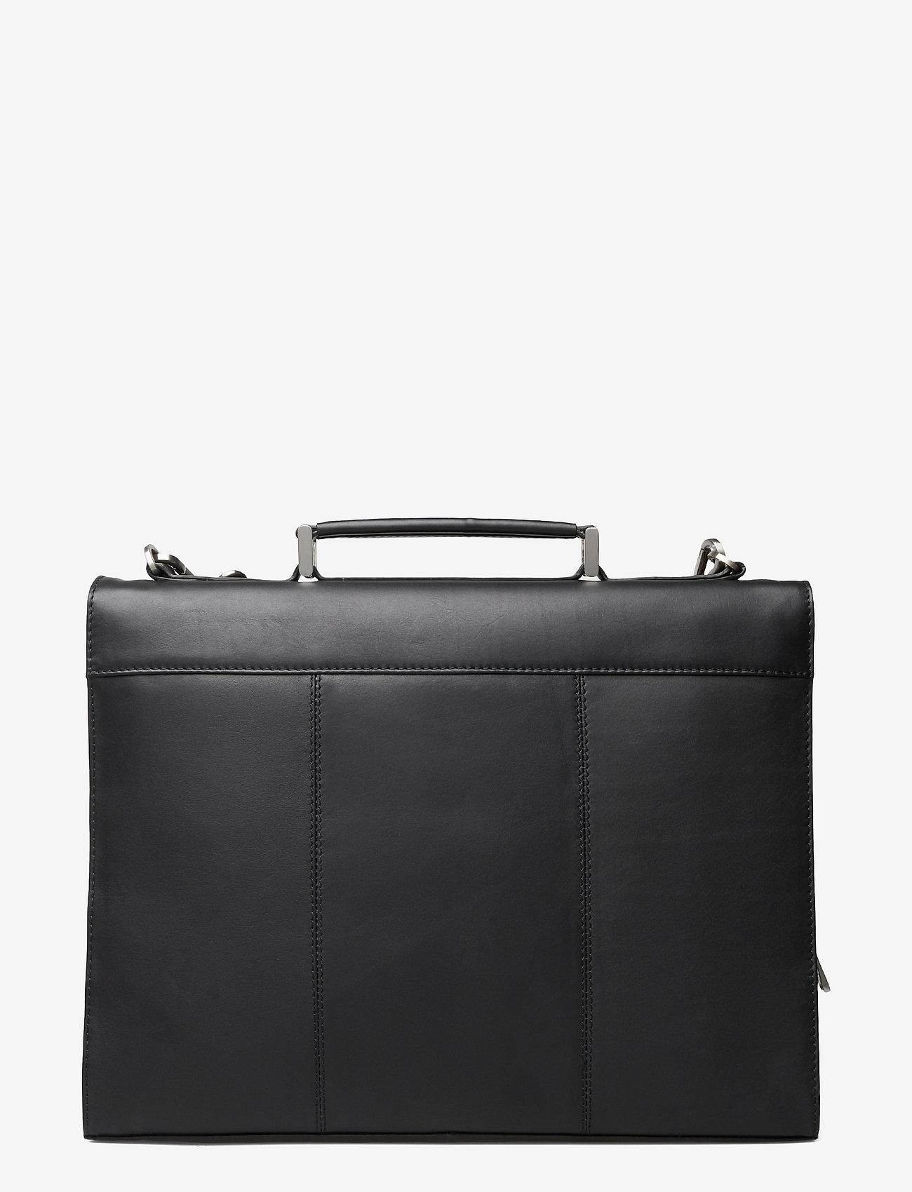 Saddler - Ljungby - laptop bags - black - 1