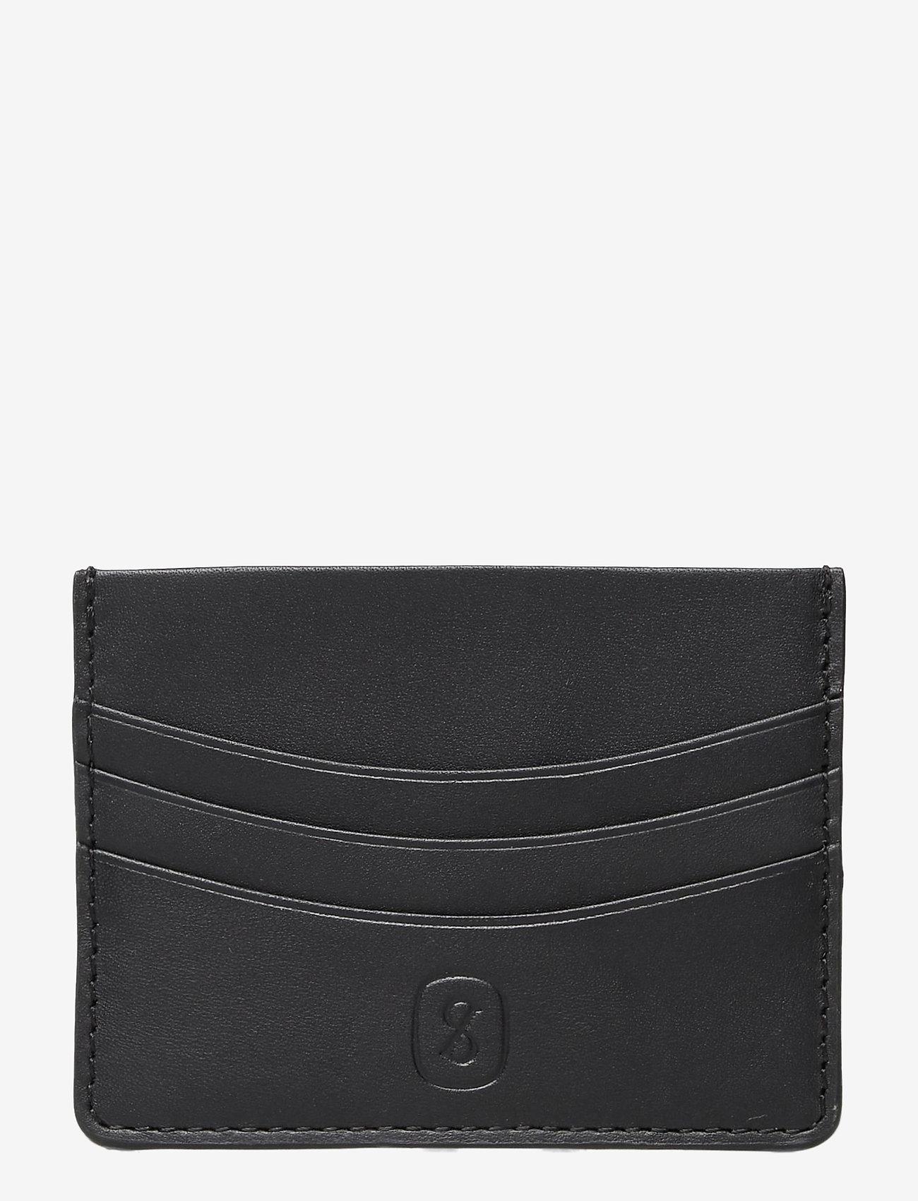 Saddler - Lysekil - card holders - black - 0