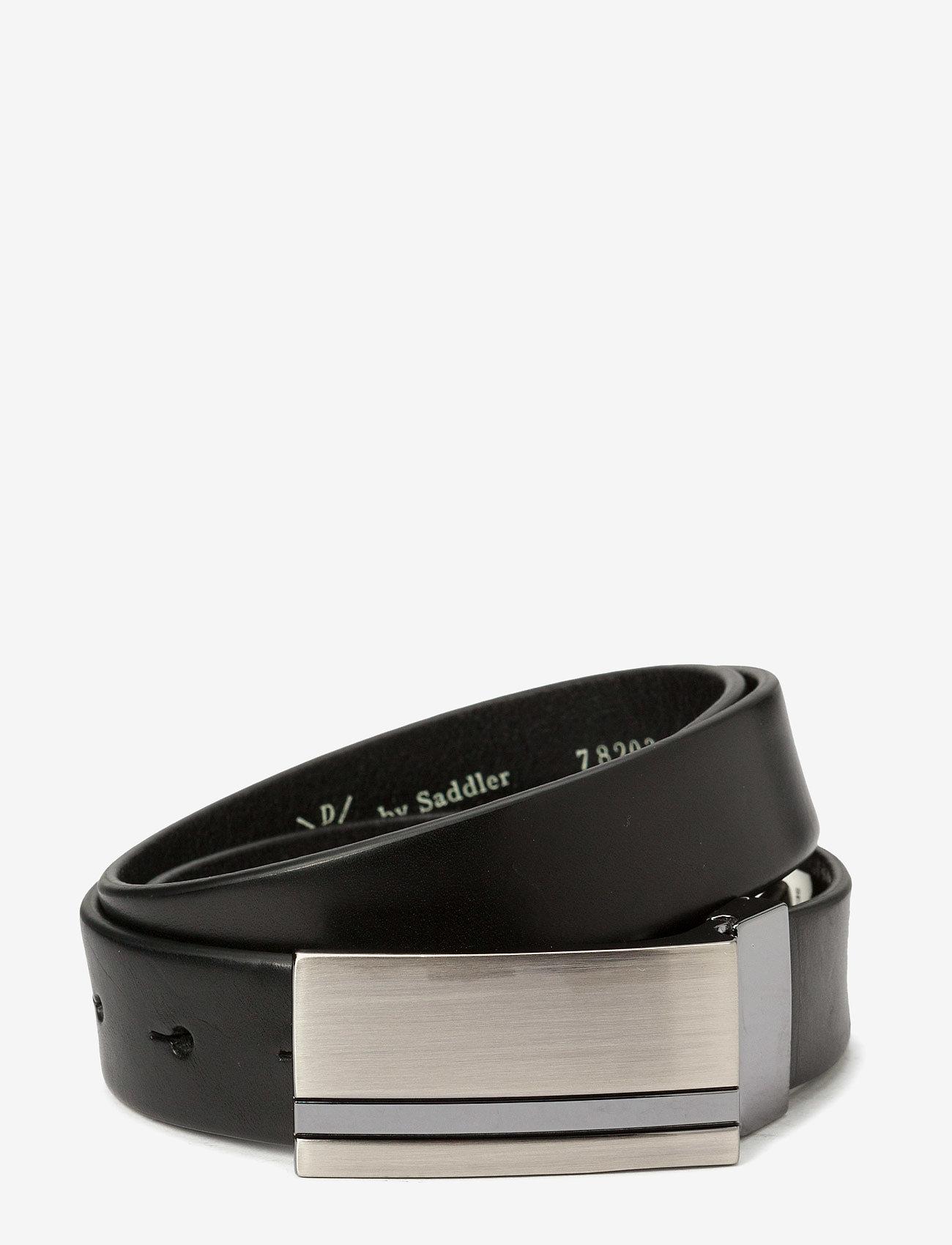 SDLR - SDLR Belt Male - belter - black - 0