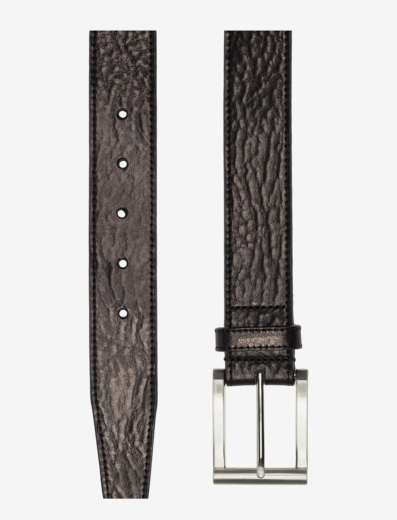 SDLR - SDLR Belt Male - paski klasyczne - black - 1