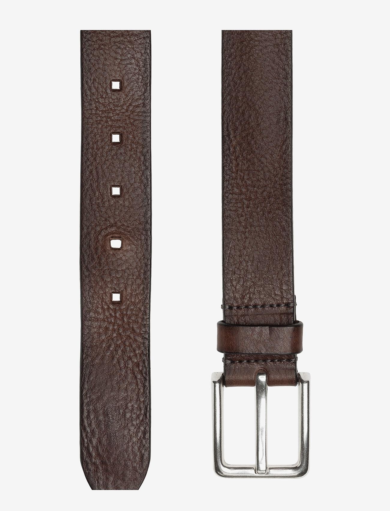 SDLR - SDLR Belt Male - belts - brown - 1