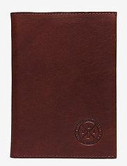 Saddler - Harry - wallets - midbrown - 0