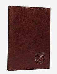 Saddler - Harry - wallets - midbrown - 2