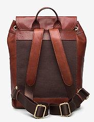 Saddler - Derek - backpacks - midbrown - 1