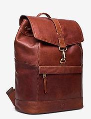 Saddler - Derek - backpacks - midbrown - 2