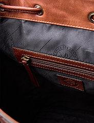 Saddler - Derek - backpacks - midbrown - 3