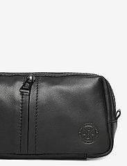 Saddler - Jake - toiletry bags - black - 3