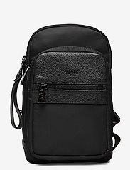 Saddler - Sydney - backpacks - black/black - 0