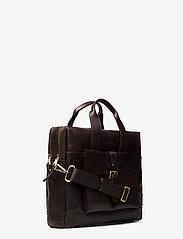 Saddler - Adam - briefcases - dk.brown - 2