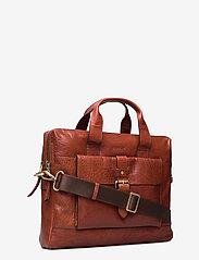Saddler - Adam - briefcases - midbrown - 2