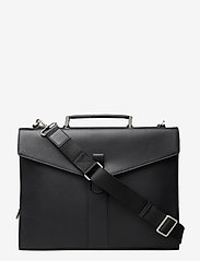 Saddler - Ljungby - laptop bags - black - 0