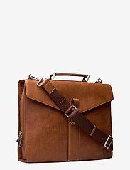 Saddler - Ljungby - briefcases - tan - 2