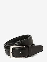 SDLR - SDLR Belt Male - classic belts - black - 0