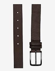 Saddler - Sdlr Belt Male - belts - brown - 1