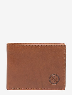 Thomson - classic wallet - brown