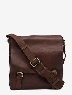 Pimlico - shoulder bags - midbrown