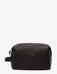 Bond Street - toiletry bags - black