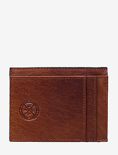 Falconwood - cardholder - midbrown