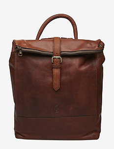 Palermo - backpacks - midbrown