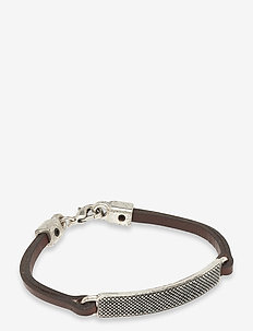 Sdlr Bracelet Male - jewellery - brown