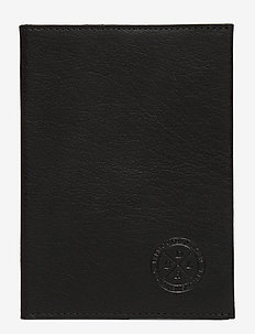 HARRY - classic wallet - black