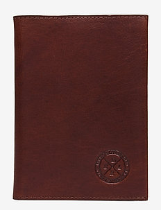 HARRY - classic wallet - midbrown