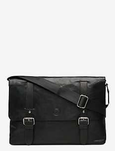 RYAN - shoulder bags - black