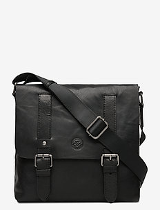 CARTER - shoulder bags - black
