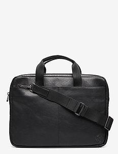James - laptop bags - black