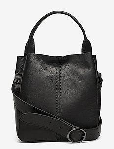Elsa mini - handväskor - black