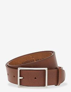 Tage - belts - brown