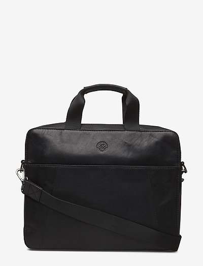 Sortland - laptop bags - black