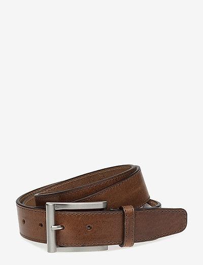SDLR Belt Male - belts - brown