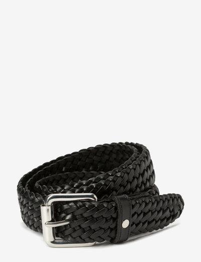 Grahn - belts - black