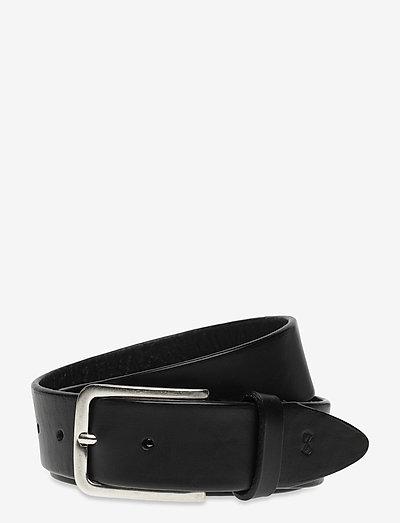 Jacques - belts - black