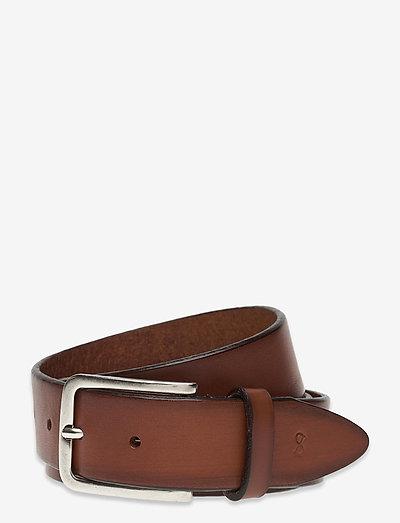 Jacques - belts - cognac
