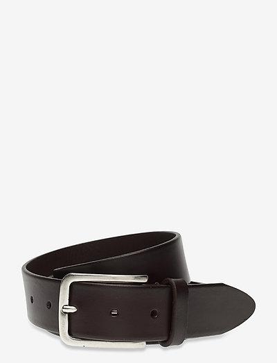 Jacques - belts - dk.brown