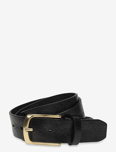 Cesar - belts - black