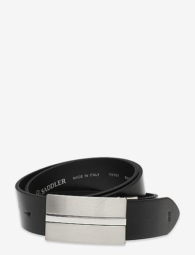 Mason - belts - black