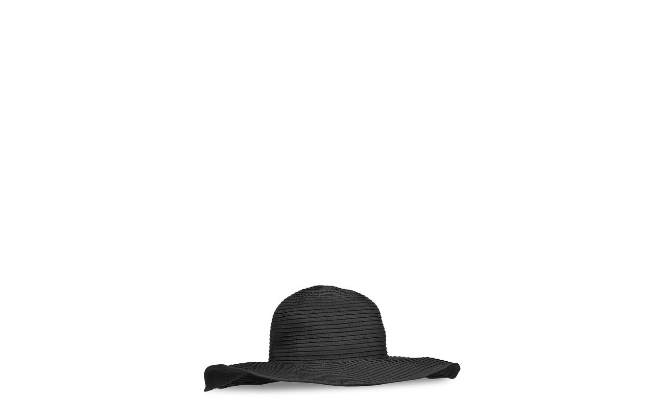 Seafolly Lizzy Hat - BLACK