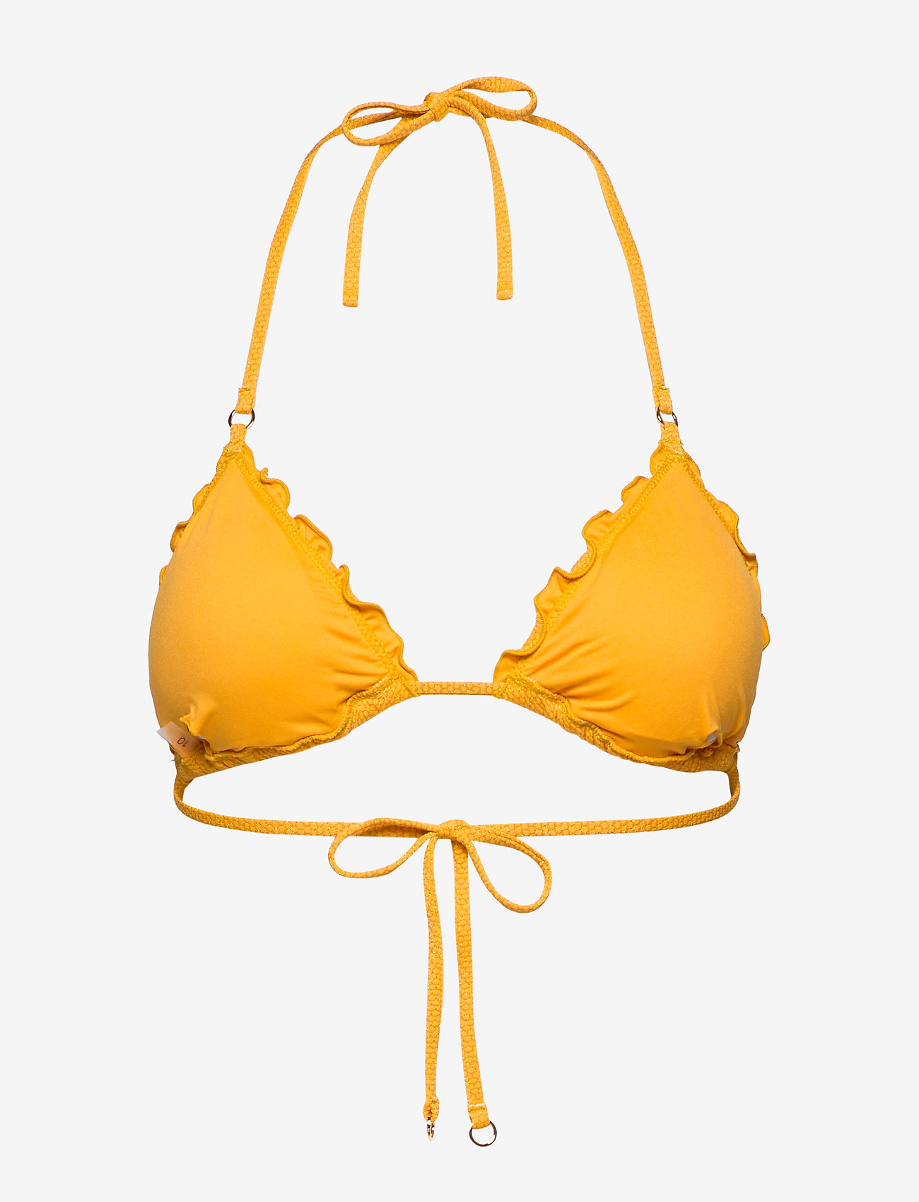 Seafolly Slide Tri - Badkläder Saffron