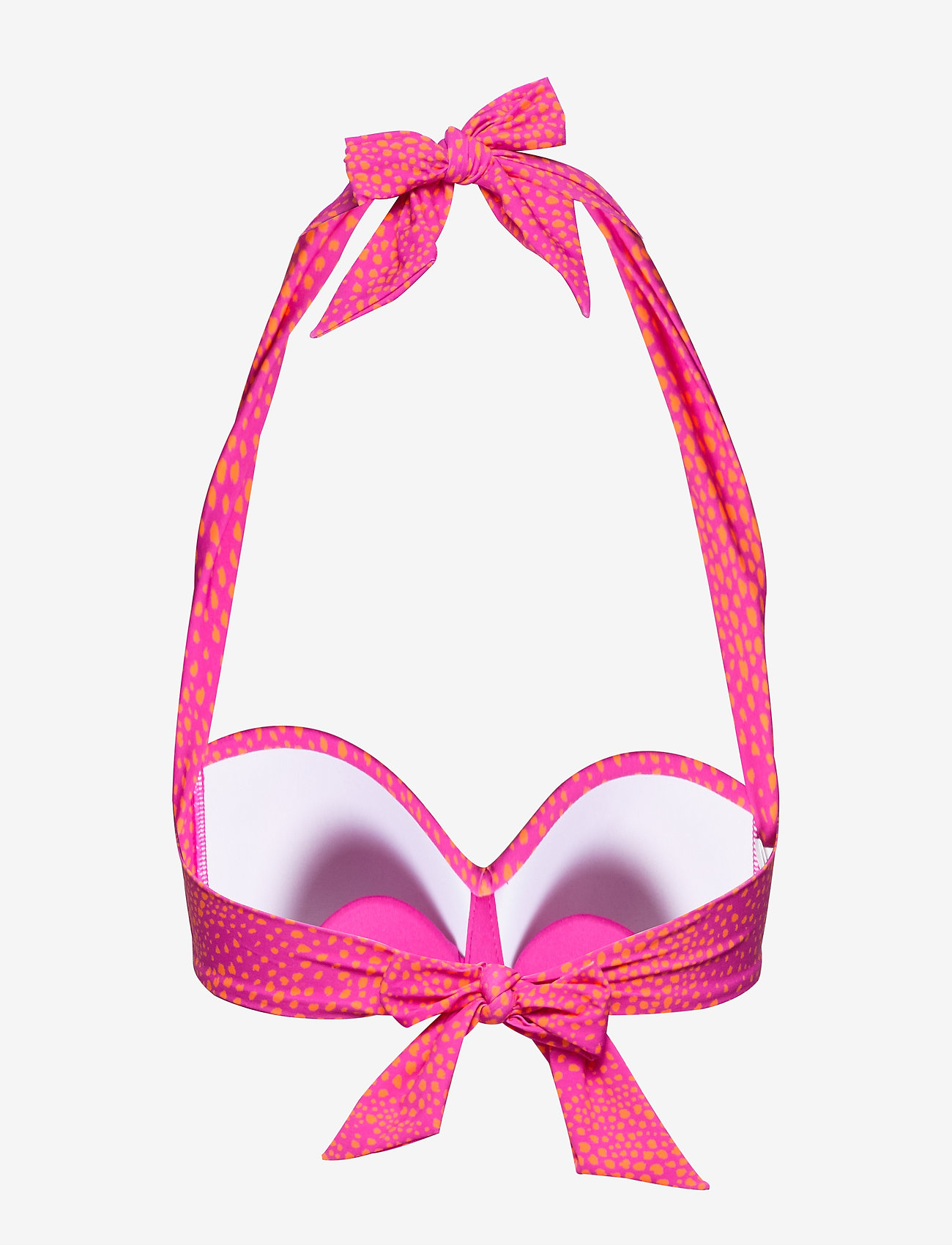 Twist Soft Cup Halter (Ultra Pink) - Seafolly vYzkYx