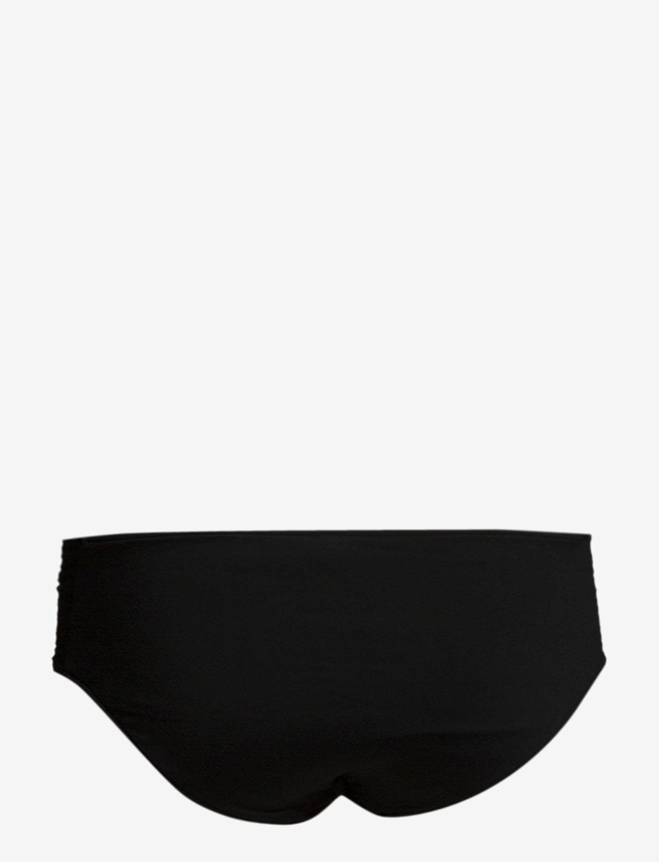 Seafolly - Pleated Retro - bikini apakšbikses - black - 1