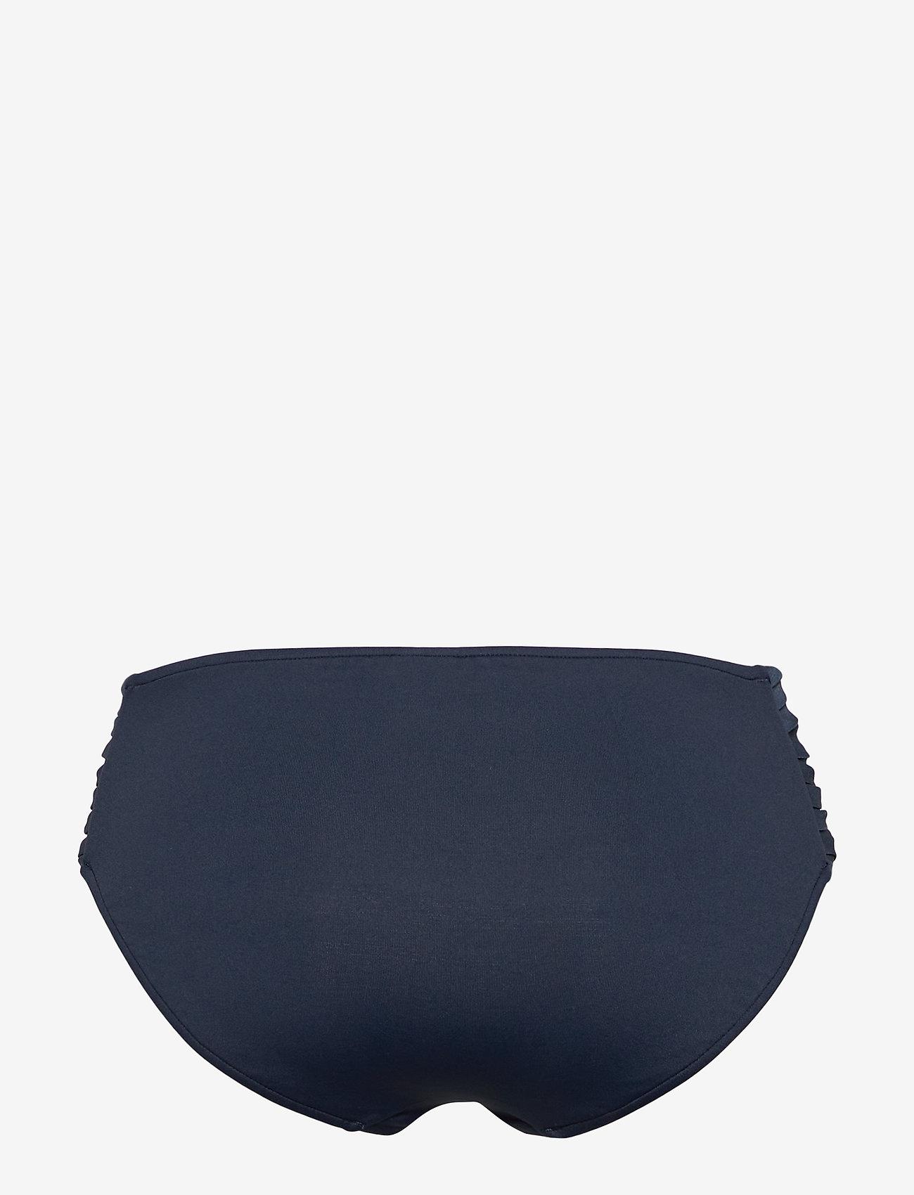 Seafolly - Pleated Retro - bikinis - indigo