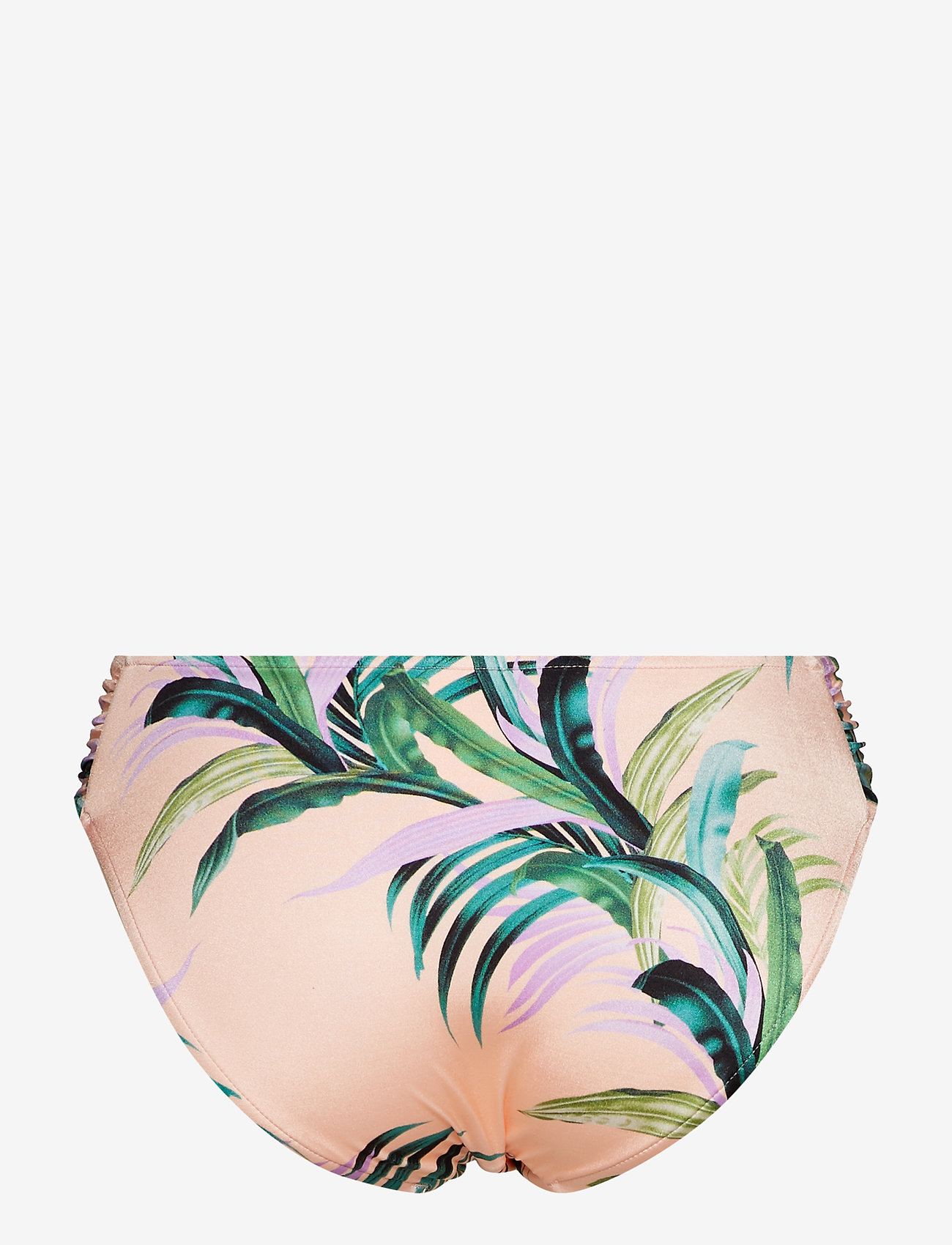 Seafolly - Ruched Side Retro - bikini bottoms - peach