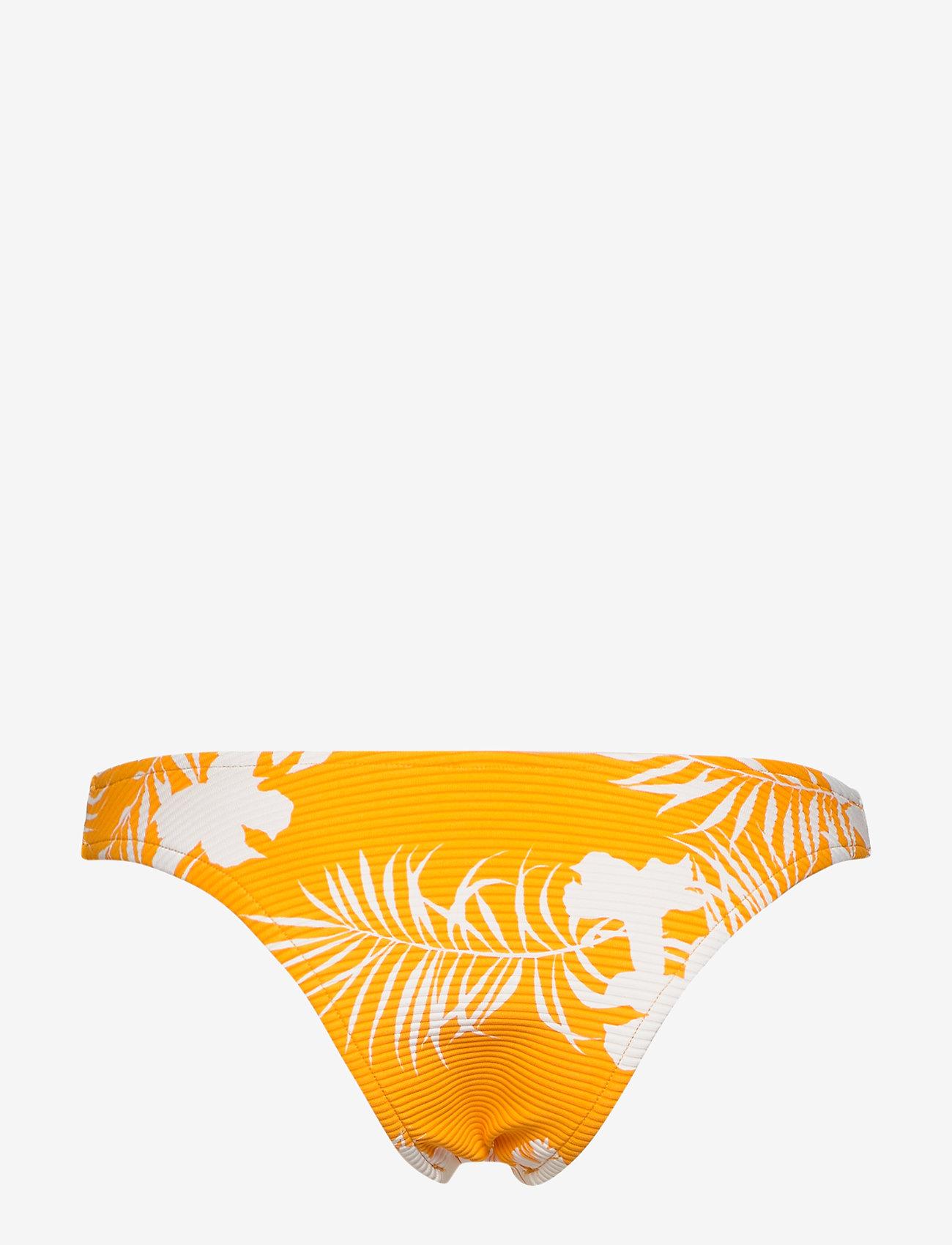"""Seafolly """"v"""" High Cut Rio - Badkläder Saffron"""