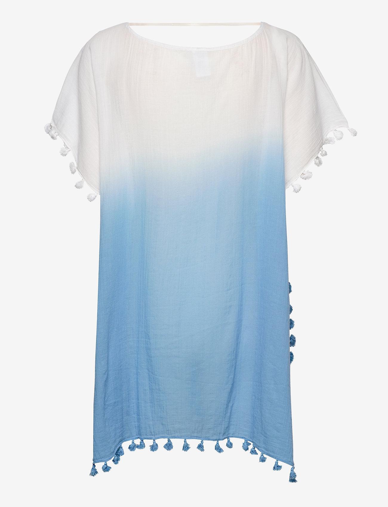 Seafolly - Dip Dye Kaftan - strandtøj - bluebell - 1