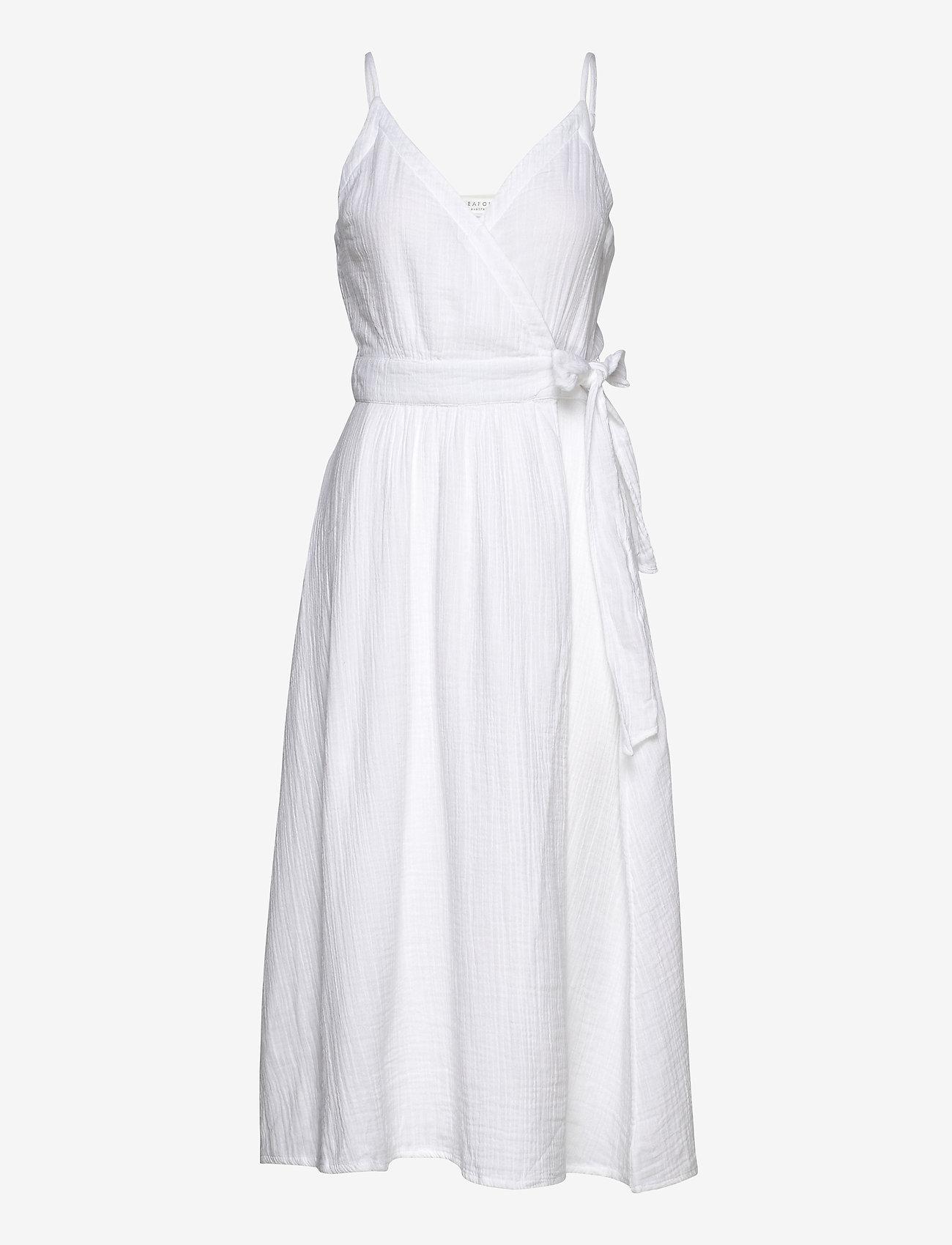 Seafolly - Double Cloth Wrap Dress - strandtøj - white - 0